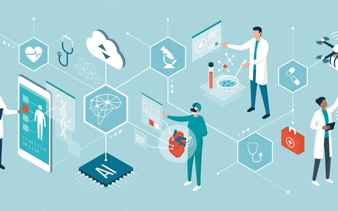 Mehrheit der Deutschen sehen KI als Chance für Medizin