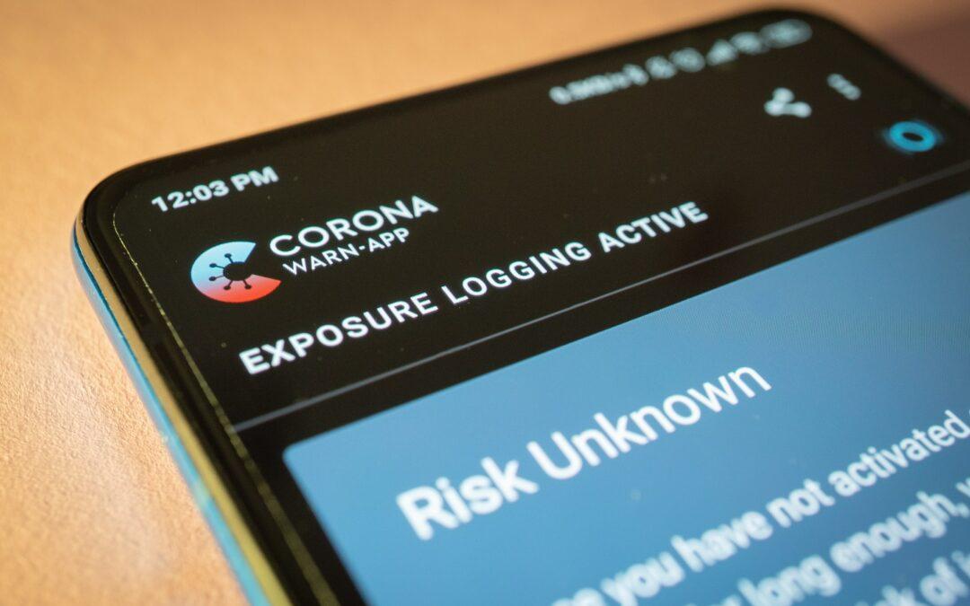 Europarat: Kritik an mangelnder Koordination bei Corona-Warn-App